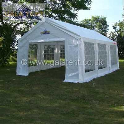 4m x 6m Partytent (PVC)   Gala Tent Nederland